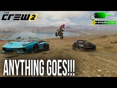 The Crew 2 - ANYTHING GOES CHALLENGE! |