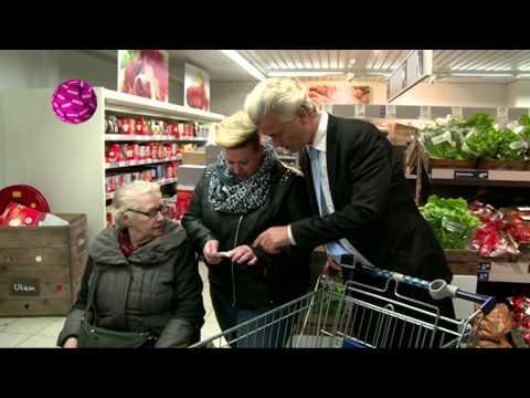 PowNews 14 maart 2014: Wilders doet boodschappen