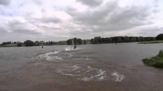 Standing hydrocycle YAMAHA IZHEVSK