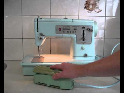 singer sewing machine 347 manual
