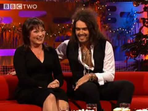 Russell & Lorraine (extended) - Graham Norton Show - BBC Two