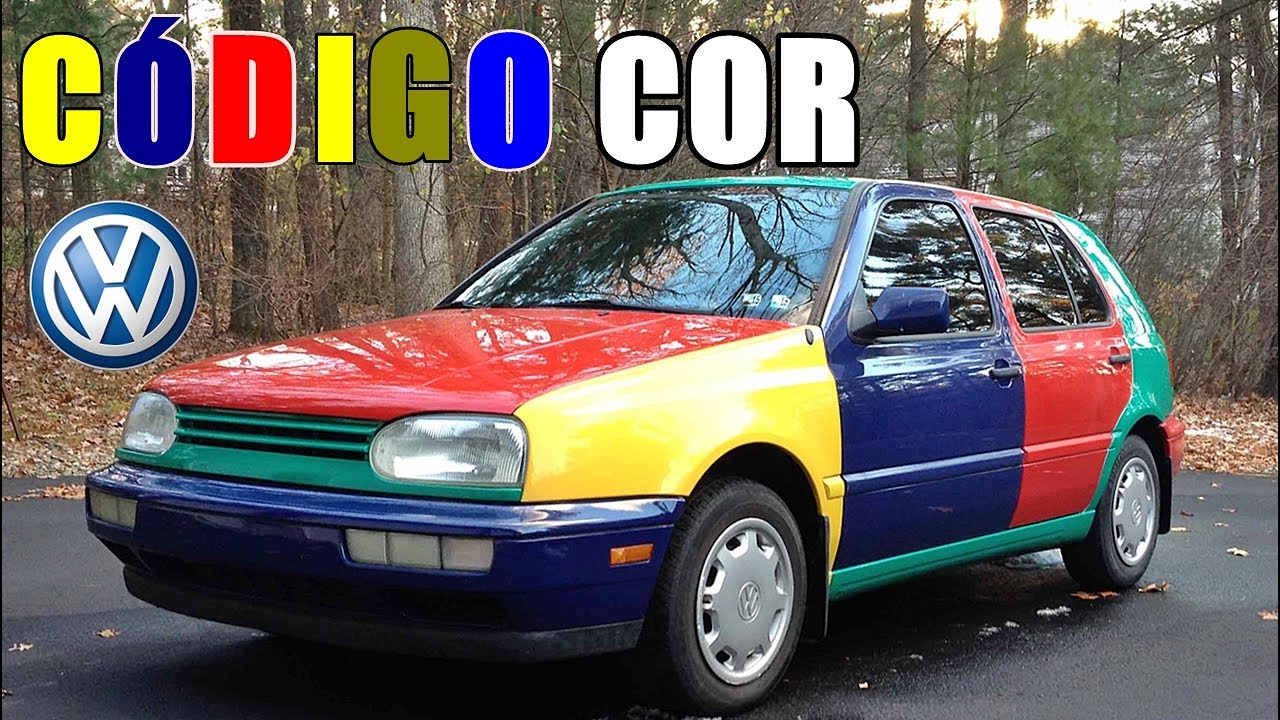 2017 Vw Jetta >> HOW TO FOUND THE COLOR CODE OF VW CAR - YouTube