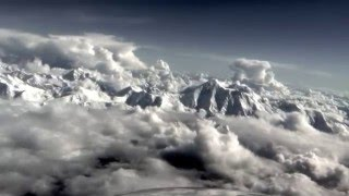 Latitude 33 - Visual Approach to Wrangell, AK - Private Jet Charter