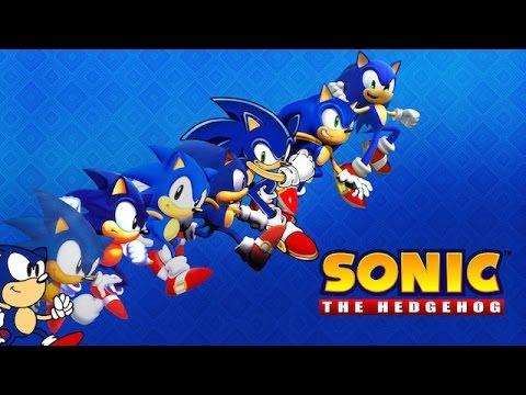 Sonic 25th Anniversary Timeline Part 3 by Artzei on DeviantArt