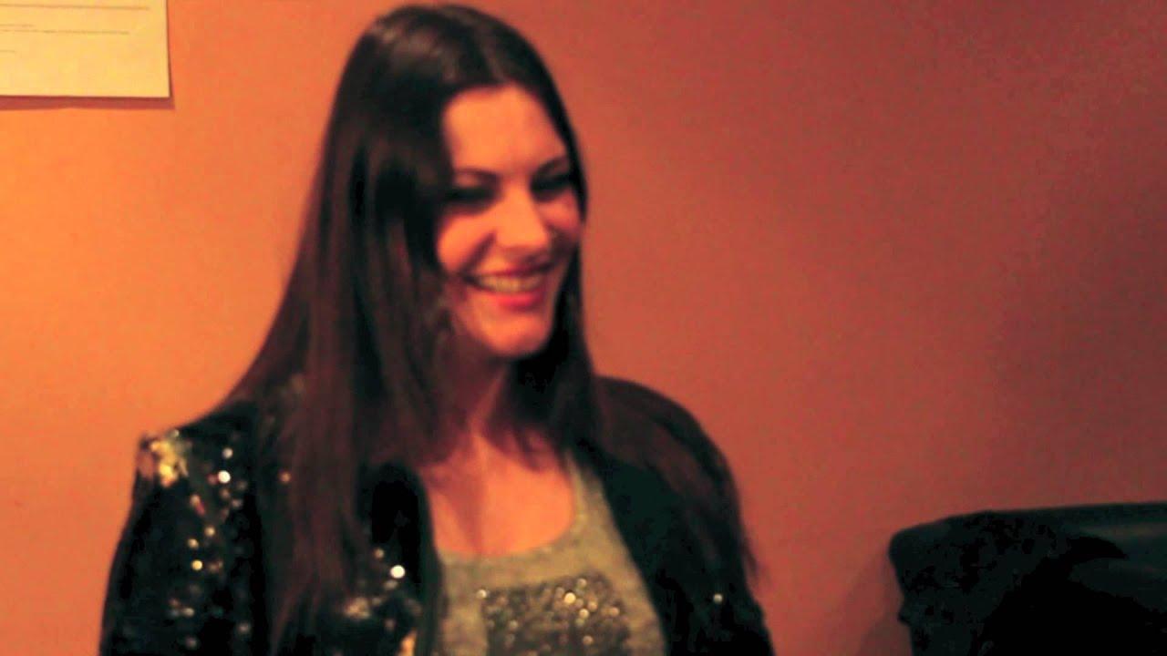 Storytime: Floor Jansen Interview   YouTube