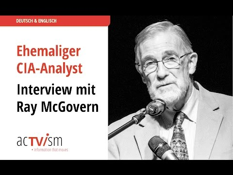 Interview mit dem ehemaligen CIA-Analyst Ray McGovern