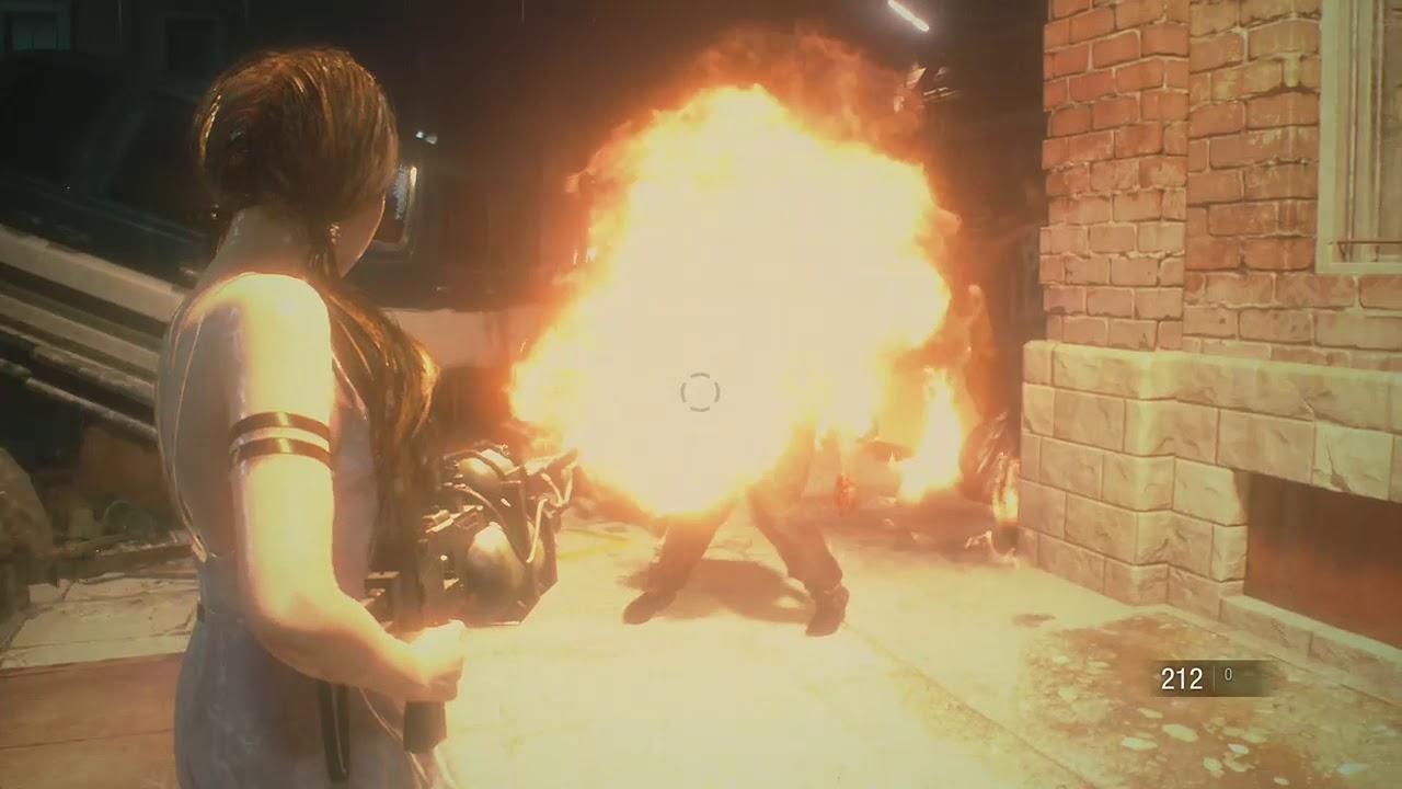 Resident Evil 2 Remake - The Ghost Survivors - La Fugitiva (Dificultad: Practica)