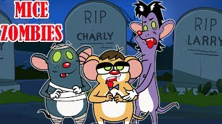 Rat-A-Tat |\'Mice Zombies Overloaded 👻Halloween Cartoons + More\'| Chotoonz Kids Funny Cartoon Videos