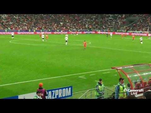 Chile - Alemania 2017 Copa Confederaciones en vivo 1 periodo