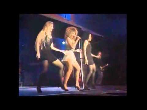 Tina Turner 'Steamy Windows' (Live Barcelona '90)