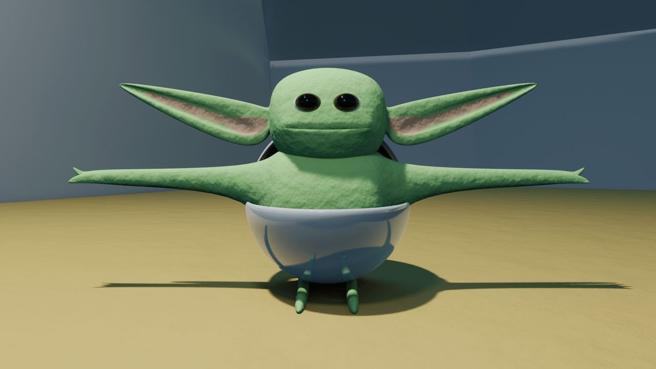 Baby Yoda Gets Stolen Youtube