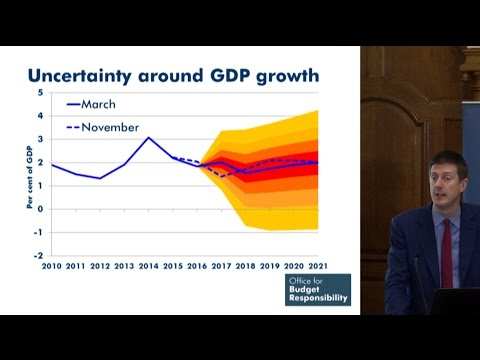 OBR March 2017 Economic and fiscal outlook press conference