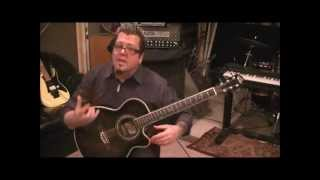 How to play Main Street by Bob Seger on guitar by Mike Gross