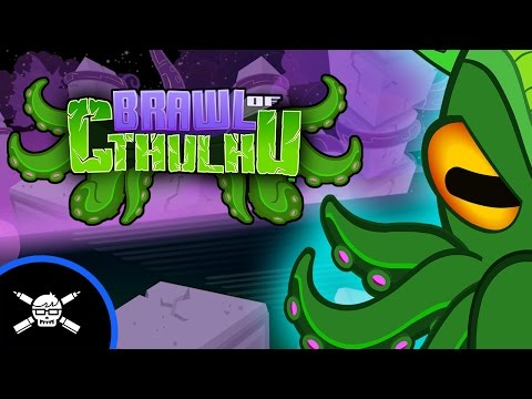 Brawl Of Cthulhu - Mobile Game Announcement Trailer