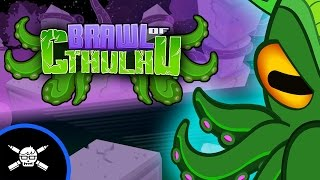 Brawl of Cthulhu - Mobile Game Announcement Trailer thumbnail