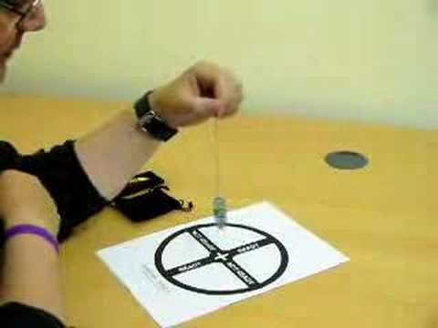An introduction to dowsing with a pendulum youtube an introduction to dowsing with a pendulum aloadofball Choice Image