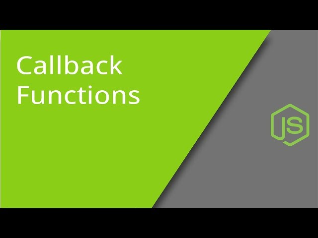 What are Callback Functions and How Do They Work?