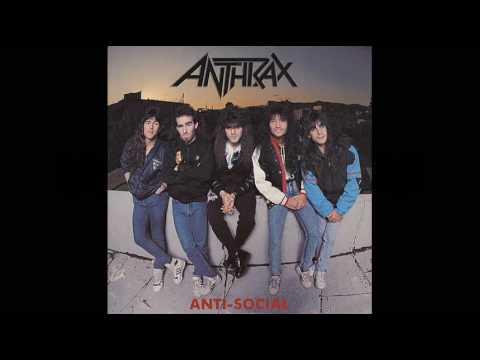 Anthrax-Anti Social (Lyrics)