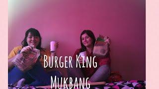 BURGER KING MUKBANG