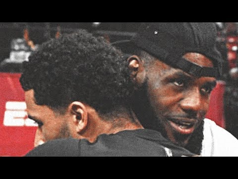Lebron James Celebrates LA Lakers Josh Hart WINNING Summer League MVP!
