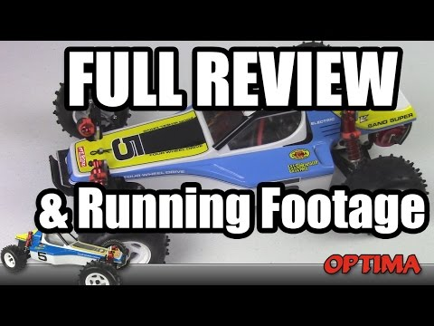 REVIEW: 2016 Kyosho Optima  Re-Release