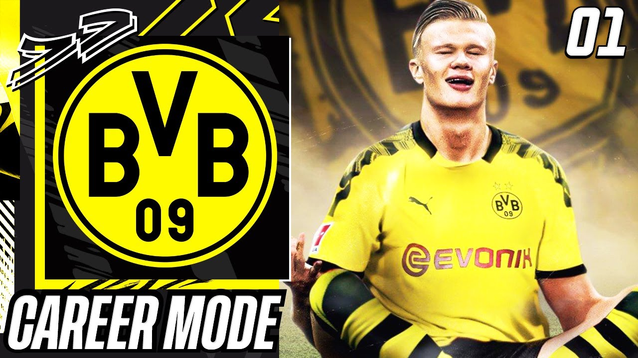 Download FIFA 21 Borussia Dortmund Career Mode EP1 - THE BEGINNING!!!