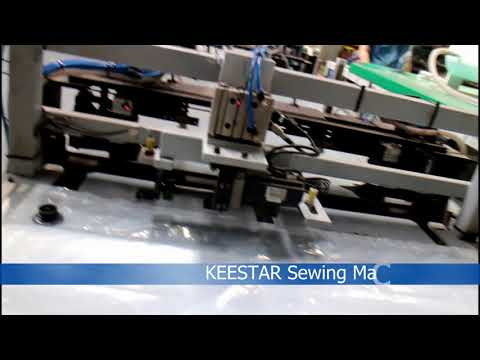 KEESTAR Dunnage Air Bags Automatic Producing Line, Complete Operating Procedure