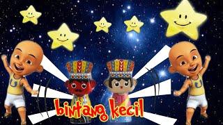 Bintang kecil di langit yang biru l lagu anak populer