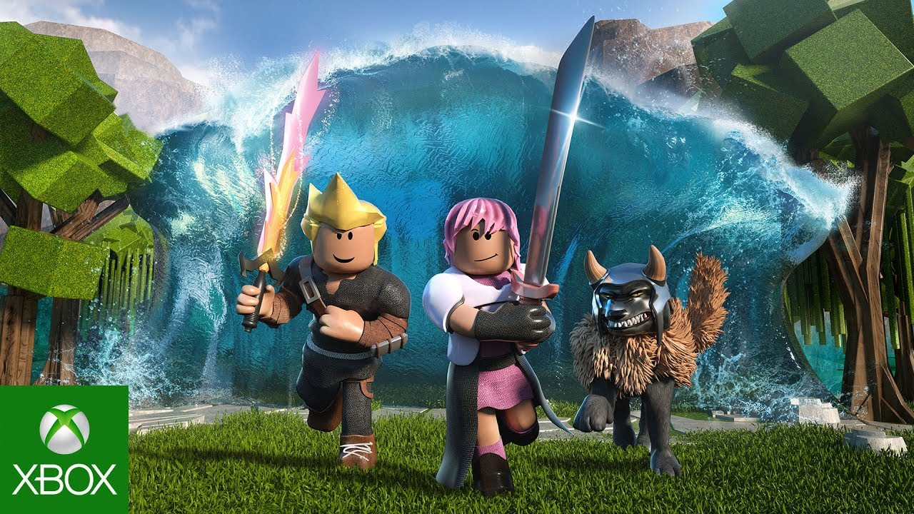 Flood Escape 2 and Swordburst 2 Come to ROBLOX