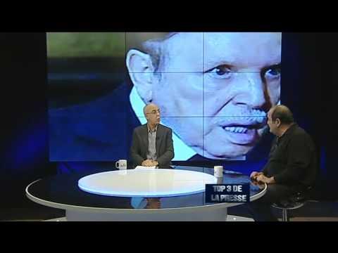 Ould abbès: Bouteflika n'est pas malade
