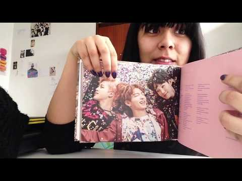 BTS UNBOXING 'YOU NEVER WALK ALONE' (RIGHT VERSION) ESPAÑOL