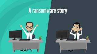 A Ransomware Story – the dangers of falling victim to a phishing attack