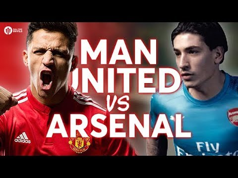 Manchester United vs Arsenal LIVE PREVIEW!