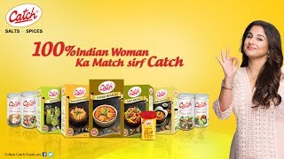 Perfect Blend with Vidya – Catch Blends 2017 –  TVC thumbnail
