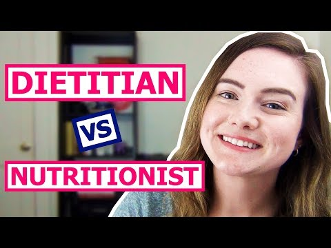 Dietitian vs Nutritionist: What's the Difference?