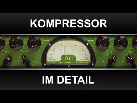 Kompressor im Detail