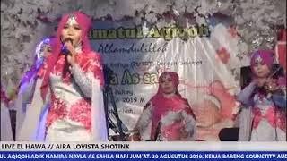 Qosidah modern El Hawa Live in Jepang Pakis jati Kudus. Counstity Audio Kudus
