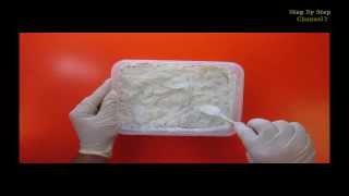 How to prepare healthy Mesh cheese