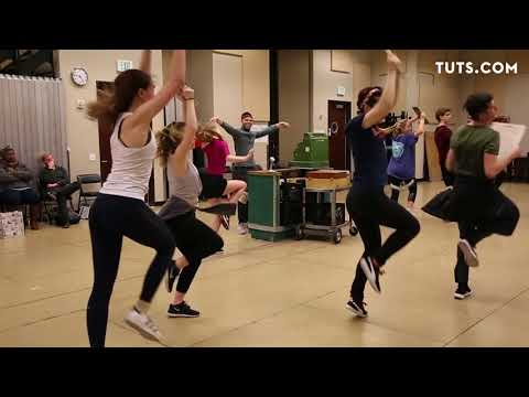 First Look: MEMPHIS Cast in Rehearsal