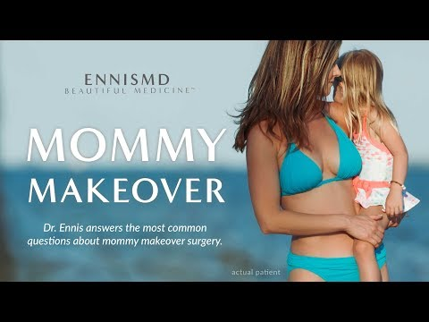 Monmy Makeover Surgery in Palm Beach at Ennis Plastic Surgery | Boca
