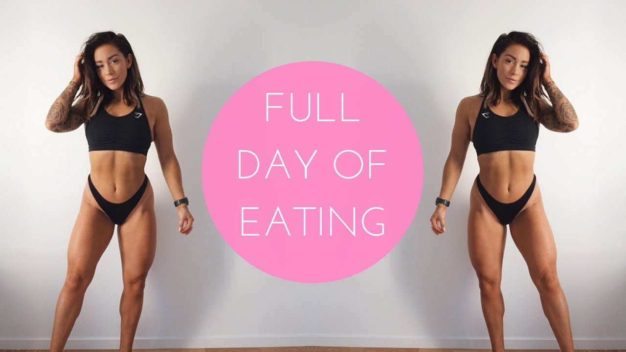Download WHAT I EAT IN A DAY TO STAY LEAN & GAIN MUSCLE - FULL DAY OF EATING!