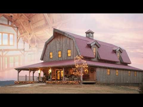 Barn Style & Timber Frame Homes | Homes for sale in Clarksville TN