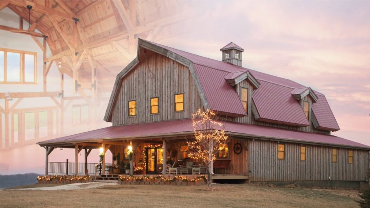 Barn Style Timber Frame Homes Homes For Sale In Clarksville Tn