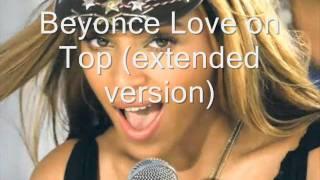Beyoncé- Love On Top (No Fade)