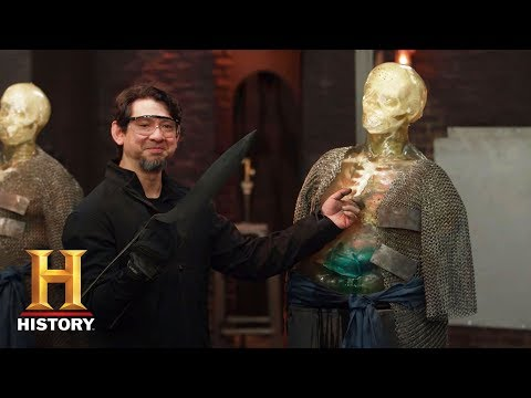 Forged in Fire: Top 7 Weapons | History