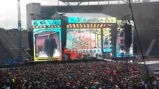 """Udo Lindenberg """"Ich mach mein Ding"""" Olympiastadion Berlin 14.07.2015"""
