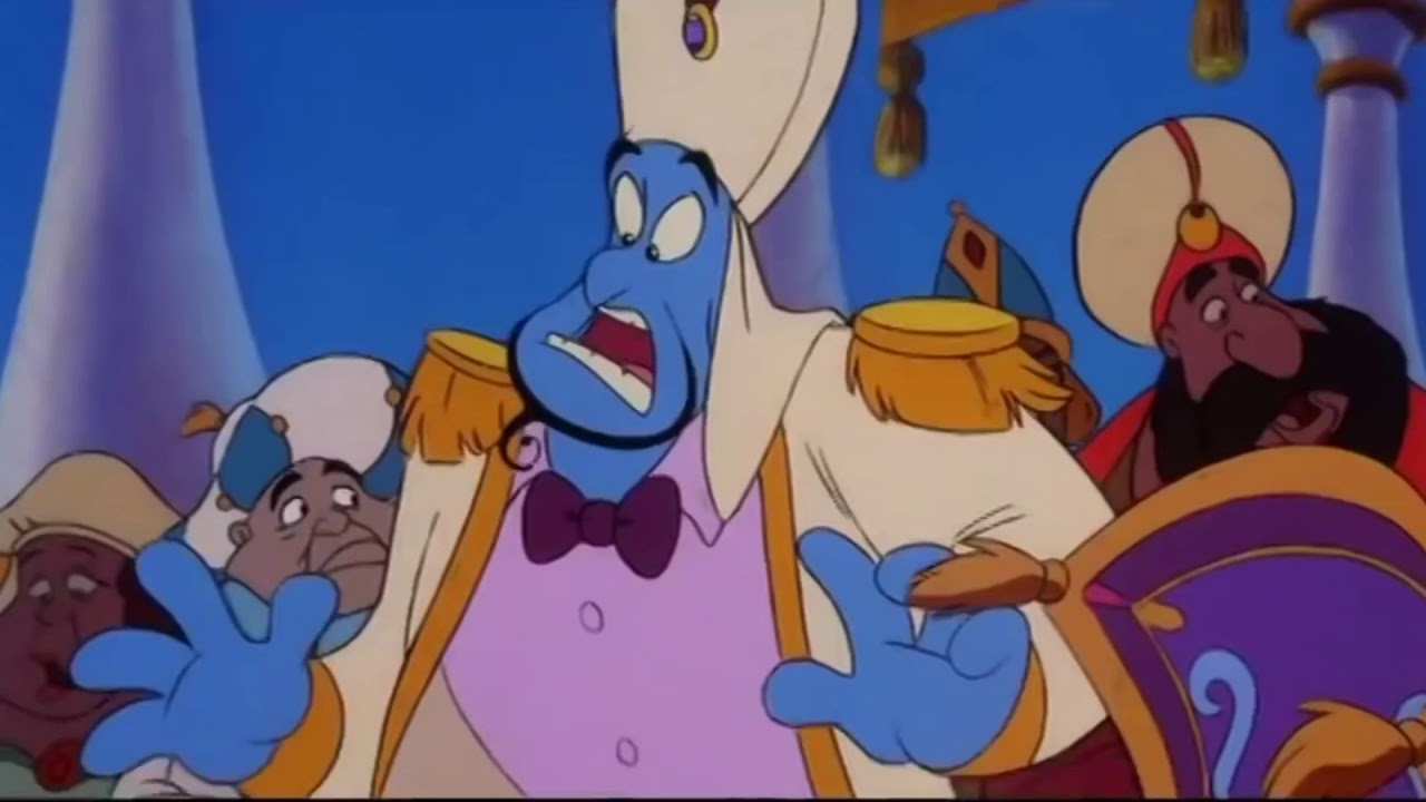 Download Aladdin And The King Of Thieves (1996) Wedding Crashers With Crazy Fanmade Cartoon Sound Effects