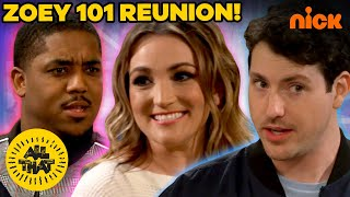 Zoey 101 Reunion On All That! Ft. Jamie Lynn Spears & Full Cast  | All That