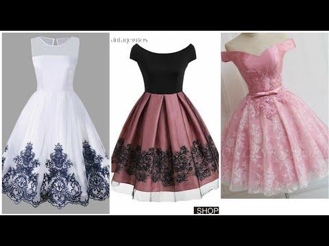 Elegant Designer's Short Homecoming Dresses Designing And Styles