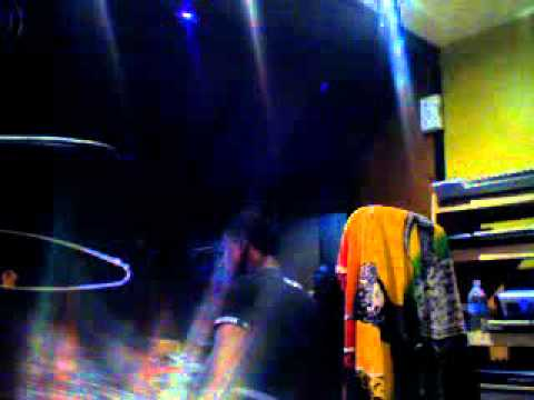Di Genius Live Voicing Busy Signal In The Bigship Studio